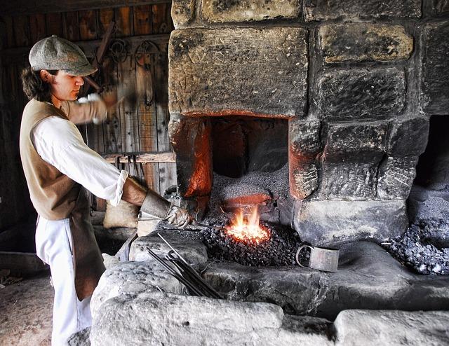 Blacksmith Forging 1307621