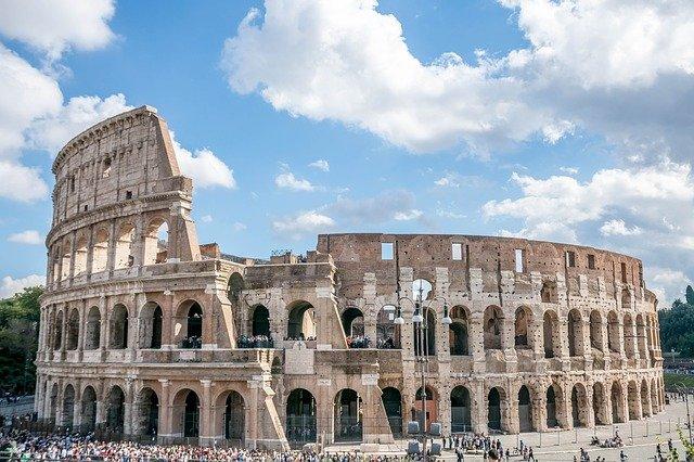 Rome Colosseum 4807443